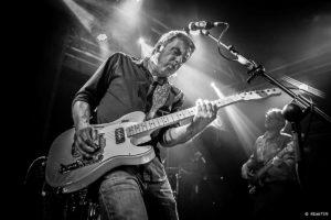 El guitarrista Hendrik Röver protagoniza mañana el primer concierto de la nueva edición del ciclo del MEH Maestros en Jam