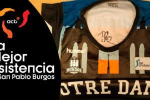 El San Pablo Burgos colabora con #LaMejorAsistencia de acb