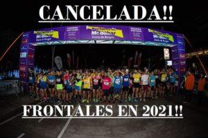 Suspendida la IX Nocturna de Modúbar por la situación de emergencia sanitaria creada por el Covid-19