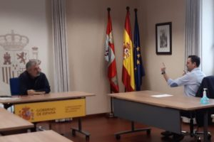 El Ayuntamiento de Burgos distribuirá 18.000 mascarillas entre las personas que acudan a sus puestos de trabajo en transporte colectivo