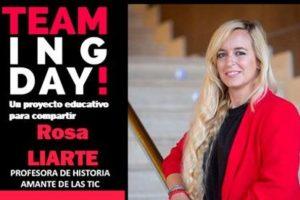 El proyecto educativo Teaming Day de Fundación Cajacírculo presenta una nueva sesión con la profesora Rosa Liarte