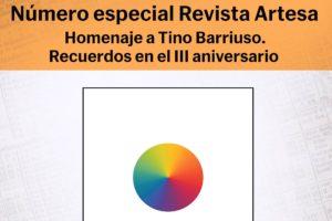 El Instituto Castellano y Leonés de la Lengua homenajea al poeta burgalés Tino Barriuso con nuevos contenidos audiovisuales vinculados a la Revista Artesa