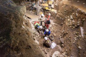 El encuentro en directo sobre la exposición 40 años de excavaciones en Atapuerca congrega 1.138 personas