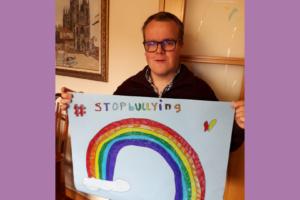 Aspanias Burgos crea una campaña específica de apoyo al Día Internacional contra el Acoso Escolar ( Bullying) que se difundirá  por redes sociales
