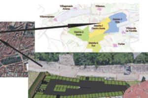 La Escuela Politécnica ha trasladado al Ayuntamiento estructuras y construcciones que mejoren la vida en los barrios