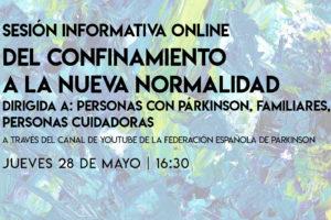 La Federación Española de Párkinson aportará recomendaciones para una adecuada adaptación de las personas afectadas a la nueva normalidad