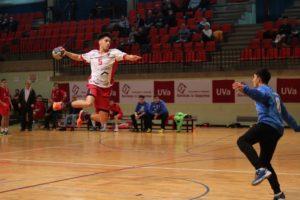 El Club Balonmano Burgos renueva por una temporada a Pablo Cantore