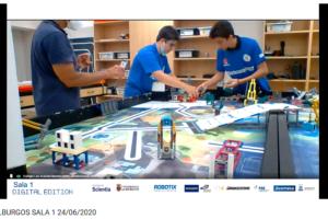 Ganadores de los premios 2020 de la First Lego Leage