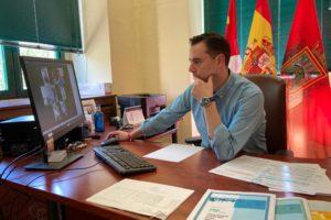Daniel de la Rosa alcalde de Burgos da a conocer un nuevo Bando Municipal