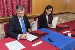 La Universidad de Burgos y ASTI Mobile Robotics crean una unidad conjunta de investigación