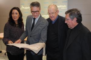 Hispania Nostra concede un Galardón al proyecto de catalogación e informatización del Archivo Histórico y Musical de la Catedral de Burgos