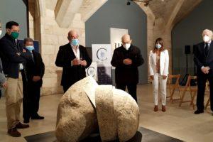 El VIII Centenario de la Catedral de Burgos reemprende su programación con la inauguración oficial de la exposición 'Cruce de culturas'