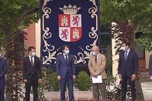 Junta, PSOE, PP, Ciudadanos, Podemos y Por Ávila firman un histórico Pacto para la Recuperación Económica, el Empleo y la Cohesión Social en Castilla y León