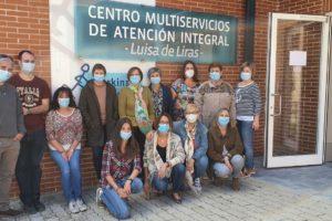 El Centro Multiservicios de Parkinson reabre sus puertas