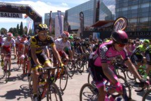 El Geoparque de Las Loras, protagonista en la tercera y etapa reina de la XLII Vuelta a Burgos que finalizará en Picón Blanco