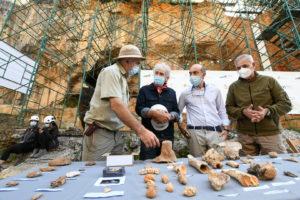 El hashtag Atapuerca fue primera tendencia nacional en la red social Twitter por las noticias generadas en la última campaña de excavacion en los Yacimientos