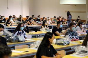 Las pruebas de Evaluación de Bachillerato para el Acceso a la Universidad comienzan con total normalidad y sin incidencias