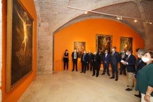 La Catedral de Burgos acoge la primera muestra monográfica sobre el pintor barroco Mateo Cerezo con motivo del VIII Centenario del templo