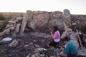 En busca de nuevos datos sobre las prácticas funerarias que se practicaron en el dolmen de 'El Pendón'