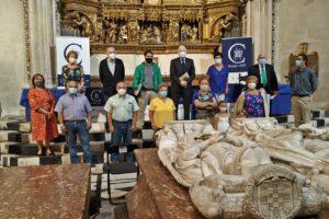 La Fundación VIII Centenario de la Catedral. Burgos 2021 aporta la mitad de los fondos para restaurar el retablo de Felipe Bigarny de Cardeñuela Riopico