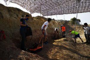 Se da comienzo a la Campaña 2020 de excavaciones en el yacimiento de Valdepalazuelos-Tenadas del Carrascal de Torrelara