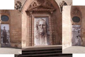 Antonio López trabaja en unas nuevas puertas de bronce para la Catedral de Burgos con motivo de su VIII Centenario