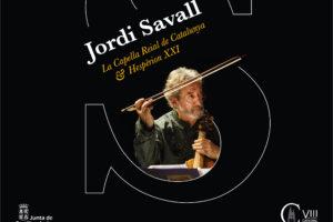 El experto en música medieval Jordi Savall  interpretará el Codex Las Huelgas en la Catedral de Burgos el domingo 12