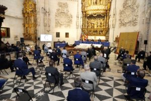 El Patronato de la Fundación VIII Centenario de la Catedral. Burgos 2021 aprueba las cuentas de 2019 con superávit y prolongar la actividad de la entidad hasta finales de 2022