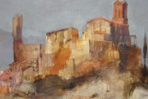 Premios del XXXIII Concurso Nacional de Pintura Ciudad de Frías Modalidad: Rápida o al Aire Libre