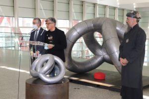 El MEH presenta la exposición Origen Humano del artista Óscar Martín de Burgos