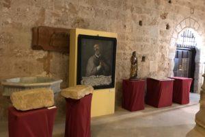 El monasterio de San Salvador de Oña acoge la exposición itinerante Sementera de esperanza hasta el 6 de septiembre