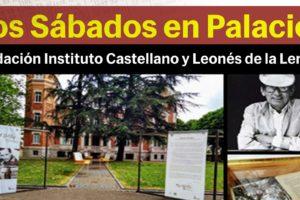 Los sábados en Palacio recuerda el carácter castellano en la obra de Delibes la fotografía de Muchnik, la investigación sobre orígenes del español y de la historia de la revista Artesa