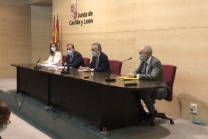 El curso escolar 2020-2021 cuenta con 421 profesores nuevos para los 54.215 alumnos de la provincia de Burgos