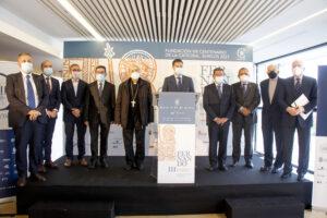 La Fundación VIII Centenario de la Catedral. Burgos 2021 inaugura una exposición que rinde tributo a Fernando III y narra su epopeya