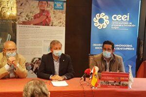 El Club Rotario de Burgos impulsa la creación de una Incubadora Solidaria
