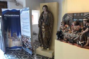 La exposición Sementera de esperanza se inaugura hoy en la ermita de San Roque de Salas de los Infantes