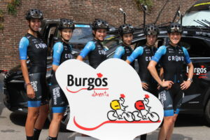 El Equipo Ciclista Femenino Women Cycling Team, patrocinado por Burgos Alimenta participa desde el día 11 de septiembre, en el Giro Rosa 2020.