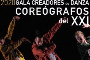 Este viernes 9 Gran Gala de Creadores de Danza Coreógrafos del siglo XXI Edición 2020