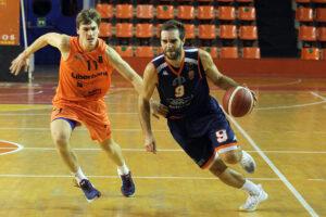 Ayoze da la victoria al Tizona Universidad de Burgos en el último choque de pretemporada