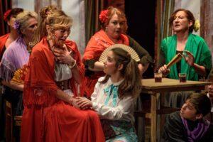 Final del Certamen Provincial de Teatro, que tendrá lugar los sábados 17, 24 y 31 de octubre en el Teatro Clunia.