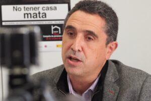 Cáritas presenta su campaña del Día de las Personas sin Hogar