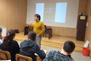 El Proyecto Educativo Valpuesta en los colegios continuará en formato digital durante el nuevo curso escolar en Centros Educativos de Burgos