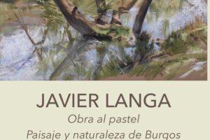 La Diputación Provincial de Burgos presenta en el Consulado del Mar la exposición del pintor Javier Langa