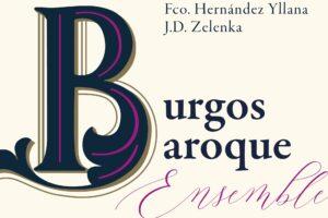 Burgos Baroque Ensemble lleva mañana la música barroca a la Escalera Dorada de la Catedral de Burgos