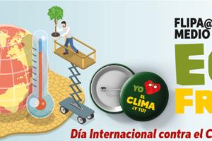 Llega la 7ª Gala Ecofrikis y más actividades online dedicada al Cambio Climático