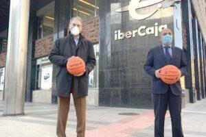 Ibercaja renueva su patrocinio un año más al Club Baloncesto Tizona