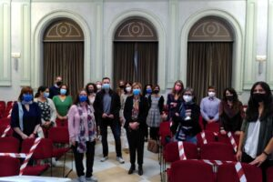 La Universidad de Burgos presentó al Ayuntamiento los resultados de la primera fase del Proyecto de Investigación ODS en la ciudad