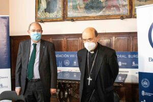 La Institución Fernán González homenajeará a la Catedral de Burgos en su VIII Centenario con un concierto coral