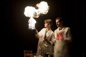 Un espectáculo para disfrutar en casa clausurará la VI Feria de Ciencia y Tecnología en Castilla y León