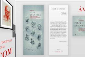 El Instituto Castellano y Leonés de la Lengua lanza su espacio digital expositivo con Félix de la Vega galería de escritores modernos y contemporáneos de Castilla y León